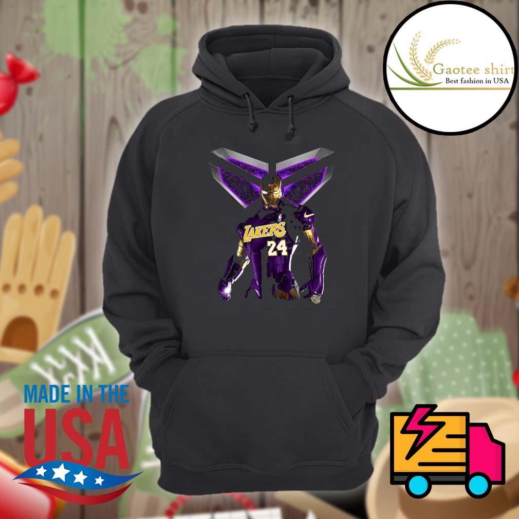 Lakers 24 Kobe bryant Black Panther shirt, hoodie, tank top ...